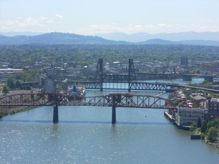 bridges in portland (sm)